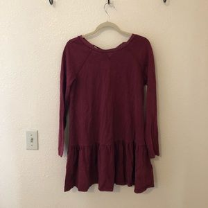 Roolee Red Tunic